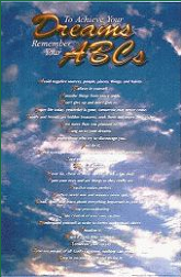 To Achieve Your Dreams Remember Your ABCs 2nd Publication